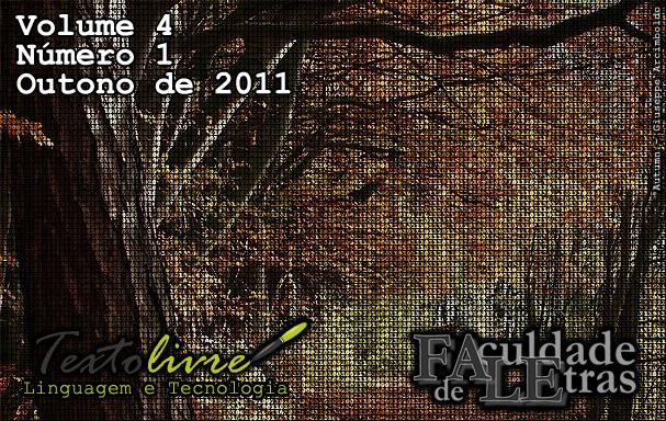 Texto Livre vol 4 n.o 1 (2011) - Sumário